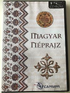 Magyar néprajz PC CD-ROM / Arcanum - Akadémiai kiadó / MTA Néprajzi Kutatóintézete / Magyar néprajzi lexikon (963937489X)