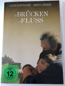The Bridges of Madison County DVD 1995 Die Brücken am Fluss / Directed by Clint Eastwood / Starring: Clint Eastwood, Meryl Streep / German release (7321925013177)
