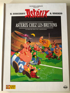 Astérix chez les Bretons DVD 1986 / Directed by ino Van Lamsweerde / Starring: Roger Carel, Pierre Tornade / French Audio only (AsterixBretonsDVD)