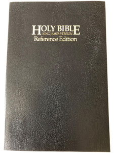 Holy Bible - King James Version - Reference edition / Edited by C.I. Scofield / Concordance, Topical Study of the Bible, Glossary, Explanations / Black Soft Leatherette cover / Believer's Bookshelf - Barbour Publishing (1577489632)