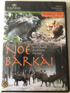 Noé Bárkái DVD 1983 Noah's Arks / Directed by Kollányi Ágoston / Kollányi 100 / Magyar filmtörténeti sorozat (5999884681441)