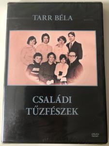 Családi Tűzfészek DVD 1977 Family Nest / Directed by Tarr Béla / Starring: Laszlóné Horváth, László Horváth, Gábor Kun, Gábor, Ifj. Kun Gaborne, Kún Jánosné (4230802508435)