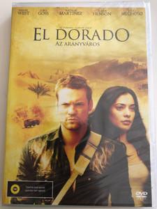 El Dorado - City of Gold DVD 2010 El Dorado - Az aranyváros / Directed by Terry Cunningham / Starring: Shane West, Luke Goss, Natalie Martinez (5999545588010)