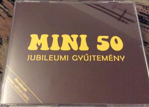 Mini 50 - Jubileumi gyűjtemény - Ráadással 4CD Vissza a városba - Úton a Föld felé - Koncert - Dzsungel / A Mini együttes 1978-1983 között megjelent jazz-rock, progresszív rock stílusú nagylemezeinek első CD-formátumú kiadása (5991111803084)