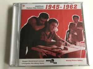 Játékfilmek 1945-1962 Feature films between 1945-1962 PC CD-ROM 2002 / Magyar Filmtörténeti sorozat - A hungarian Film History Series / Moving Picture Gallery / MozgóKépTár 3. (9637147241)
