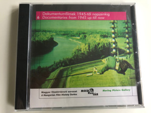Dokumentumfilmek 1945-től napjainkig PC CD-ROM 2008 Documentaries from 1945 up till now / Magyar Filmtörténeti sorozat - A hungarian Film History Series / Moving Picture Gallery / MozgóKépTár 6. (9789637147302)