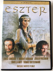 The Bible: Esther DVD 1999 A Biblia: Eszter / Directed by Raffaele Mertes / Starring: Louise Lombard, F. Murray Abraham, Jürgen Prochnow, Thomas Kretschmann (5999546332469)