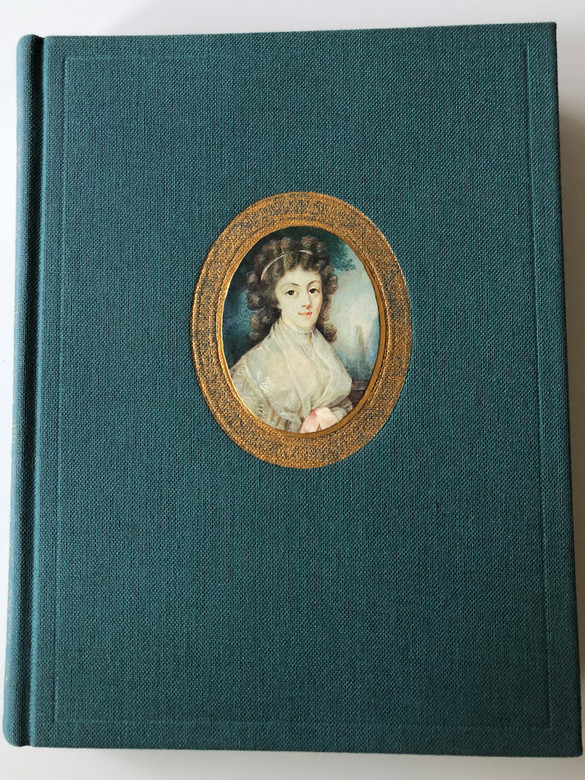 Portrait Miniature in Russia by T. A. Selinova / XVIII - XIX Centuries from the Collection of the Historical Museum, Moscow / Портретная миниатюра в России / Hardcover / Художник РСФСР 1988 / With english & russian summary (5737000214)