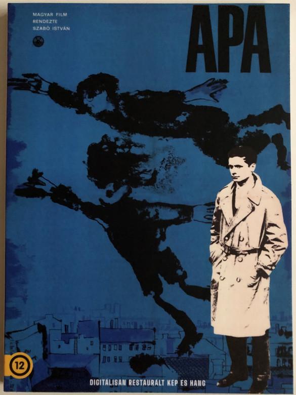 Apa (Egy hit naplója) DVD 1966 The Father (diary of faith) / Directed & Written by Szabó István / Starring: Bálint András, Sólyom Kati, Gábor Miklós, Tolnay Klári, Erdély Dániel, Ráthonyi Zsuzsa (5999887816567)