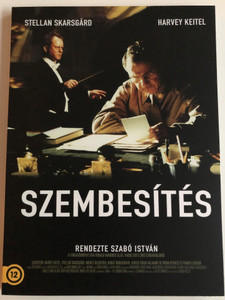 Szembesítés DVD 2001 Taking Sides / Directed by Szabó István / Starring: Harvey Keitel, Stellan Skarsgård, Birgit Minichmayr, Moritz Bleibtrau, Ulrich Tukur, Oleg Tabakov (5999887816611)