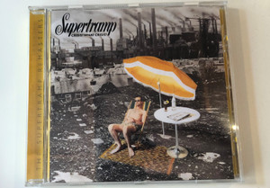 Supertramp – Crisis? What Crisis? / The Supertramp Remasters / A&M Records Audio CD 2002 / 493 347-2