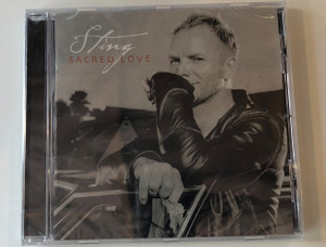 Sting – Sacred Love / A&M Records Audio CD 2004 / 0602498196397