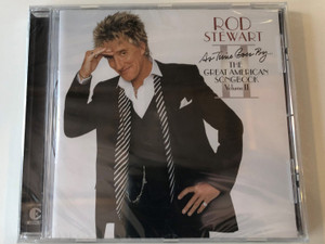 Rod Stewart – As Time Goes By... - The Great American Songbook Vol. II / J Records Audio CD 2003 / 82876 568362