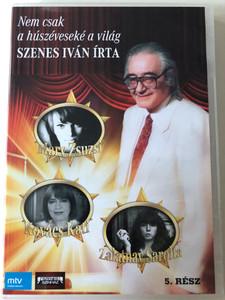 Nem csak a húszéveseké a világ 5. öröklemez DVD 2010 / Directed by Kalmár Tibor / Írta Szenes Iván / Mary Zsuzsi, Kovács Kati, Zalatnay Sarolta / Hungarian Veteran Performers (5999546019674)