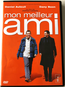 Mon meilleur ami 2 DVD 2015 My best friend / Directed by Patrice Leconte / Starring: Daniel Auteuil, Dany Boon (3700301013415)