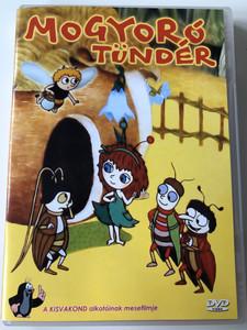 Mogyorótündér DVD 2006 Peanut Princess / From the Creators of Krtek The Mole / A Kisvakond alkotóinak mesefilmje (5999883047330)