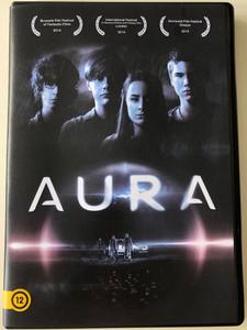 Aura DVD 2014 / Directed by Bernáth Zsolt / Starring: Kapócs Panka, Dubai Péter, Szénási Kristóf, Ungvár Ádám (AuraFilmDVD)