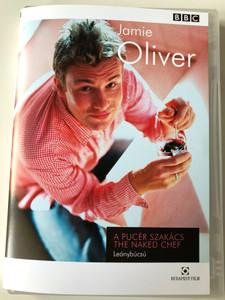Jamie Oliver - The Naked Chef - Hen Night DVD 1999 A Pucér szakács - Leánybúcsú / Directed by Patricia Llewellyn / Báránysült, Vaníliában sült gyümölcs, Thai curry (5999544250505)