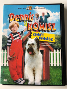 Dennis the Menace Strikes Again DVD 1998 Dennis a komisz ismét pimasz / Directed by Charles T. Kaniganis / Starring: Don Rickles, George Kennedy, Justin Cooper (5999010449211)