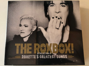 The RoxBox! - A Collection Of Roxette's Greatest Songs / Parlophone 4x Audio CD 2015 / 5054196505127