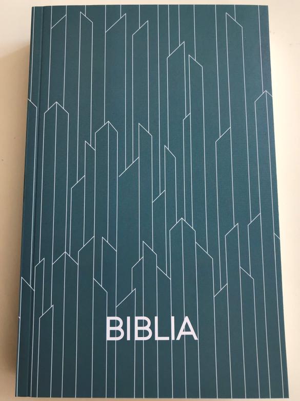 EFO Biblia - Egyszerű fordítás / Hungarian ERV - Easy to Read Version Bible / Biblia Liga - Bible League International 2013 / Paperback / Hun ERV Bible (9781618707246)
