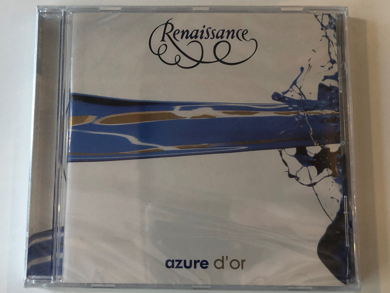 Renaissance – Azure D'or / Repertoire Records Audio CD 2011 / REPUK 1161