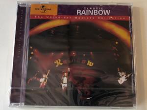 Rainbow – Classic Rainbow / Polydor Audio CD 2001 / 589157-2