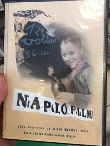 Naplófilm - 12 voltam '56-ban DVD 2006 Diary film / Directed by Edvy Boglárka és Silló Sándor / Based on Csics Gyula's Diary - Készült Csics Gyula naplója alapján (1610271324027)