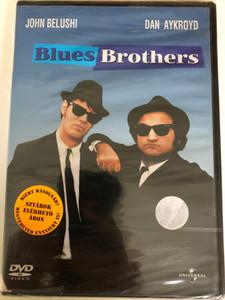 Blues Brothers DVD 1980 / Directed by John Landis / Starring: Dan Aykroyd, John Belushi (5996051040285)