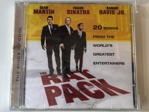 Dean Martin, Frank Sinatra, Sammy Davis Jr. – The Rat Pack (20 Songs From The World's Greatest Entertainers) / The Kings Of Cool / Prism Leisure Audio CD 2003 / PLATCD 987