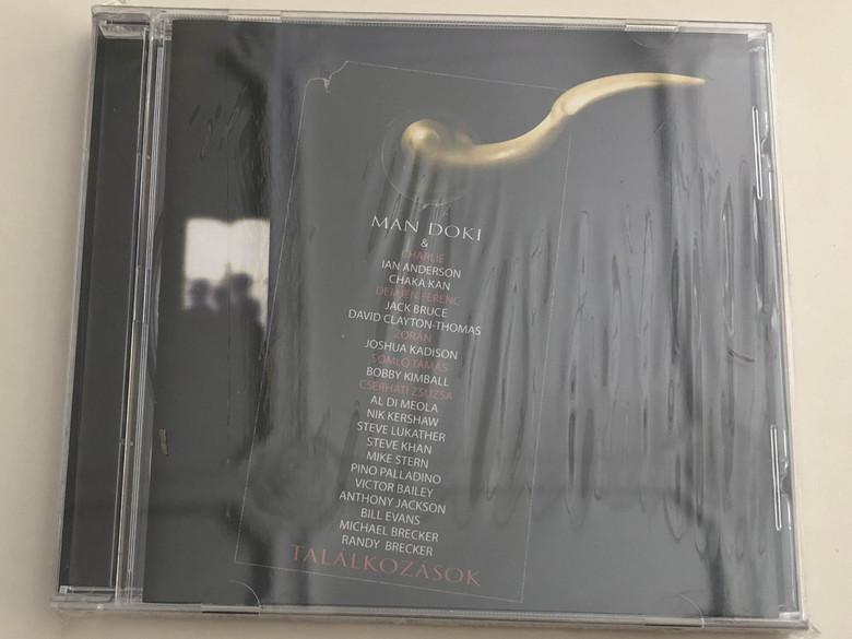 Man Doki & Charlie, Demjén Ferenc, Zorán, Somló Tamás, Cserháti Zsuzsa - Találkozások / Magneoton Audio CD 1997 / 3984-21250-2