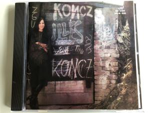 Koncz Zsuzsa – Kis Virág / Mega Audio CD 1994 / HCD 37602 (94/M-028)