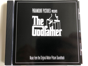 Paramount Pictures Presents The Godfather / Music From The Original Motion Picture Soundtrack / MCA Records Audio CD / 110 231-2