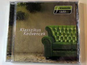 Klasszikus Kedvencek / Universal Music Audio CD 2010 / 4804762