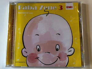 Baba Zene 3. - Raimond Lap / EMI Audio CD / 0094631192623