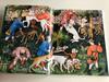 Állatok tárlata by Sylvie Dannaud, Gertrude Dordor / Hungarian edition of Nos amis les animaux / Móra könyvkiadó 2007 / Hardcover / Learn about Animals from classical paintings (9789631183733)