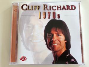 Cliff Richard – 1970s / EMI Audio CD 1998 / 724349713420