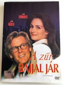I love trouble DVD 1994 A zűr bajjal jár / Directed by Charles Shyer / Starring: Julia Roberts, Nick Nolte, Saul Rubinek (5996255709681)