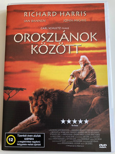 To walk with Lions DVD 1999 Oroszlánok között / Directed by Carl Schultz / Starring: Richard Harris, John Michie, Ian Bannen (5996357339397)
