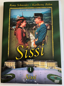 Sissi 1. (The Queen of hungarians) DVD 1955 Sissi 1. / Directed by Ernst Marischka / Starring: Romy Schneider, Karlheinz Böhm, Magda Schneider, Uta Franz, Gustav Knuth, Josef Meinrad, Vilma Degischer (5999548220887)