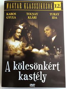 A kölcsönkért kastély DVD 1939 The Borrowed Castle / Directed by Vajda László / Starring: Kabos Gyula, Tolnay Klári, Turay Ida / Magyar klasszikusok 12. (5999544560246)