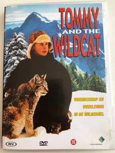 Tommy and the Wildcat DVD 1998 Poika ja ilves / Directed by Raimo O. Niemi, Ville Suhonen / Starring: Konsta Hietanen, Risto Tuorila, Jarmo Mäkinen (8713045205690)