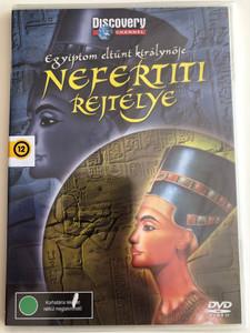Nefertiti Revealed DVD 2008 Nefertiti rejtélye - Egyiptom eltűnt királynője / Discovery Channel Documentary / Producer Anthony Greffen (5998282109090)