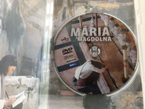 Mary DVD 2005 Mária Magdolna / Directed by Abel Ferrara / Starring: Juliette Binoche, Forest Whitaker, Matthew Modine (5998133173133)