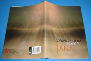Czech Gospel of John / Evangelium Podle Jana [Paperback] by Bible Society