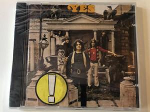 Yes / Atlantic Audio CD / 7567-81447-2 YG