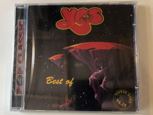 Yes – Best Of / Euroton Audio CD / 5998490700843