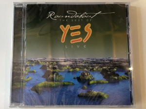 Roundabout - The Best Of Yes - Live / Music Club Audio CD 2003 / MCCD 524