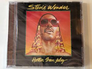Stevie Wonder – Hotter Than July / Motown Audio CD 2000 / 157 363-2