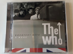 The Who – Greatest Hits & More / Polydor 2x Audio CD 2010 / 0600753252024